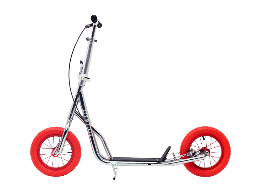The Kimura Kick Bike Or Scooter Model Provides A Solid And Stable