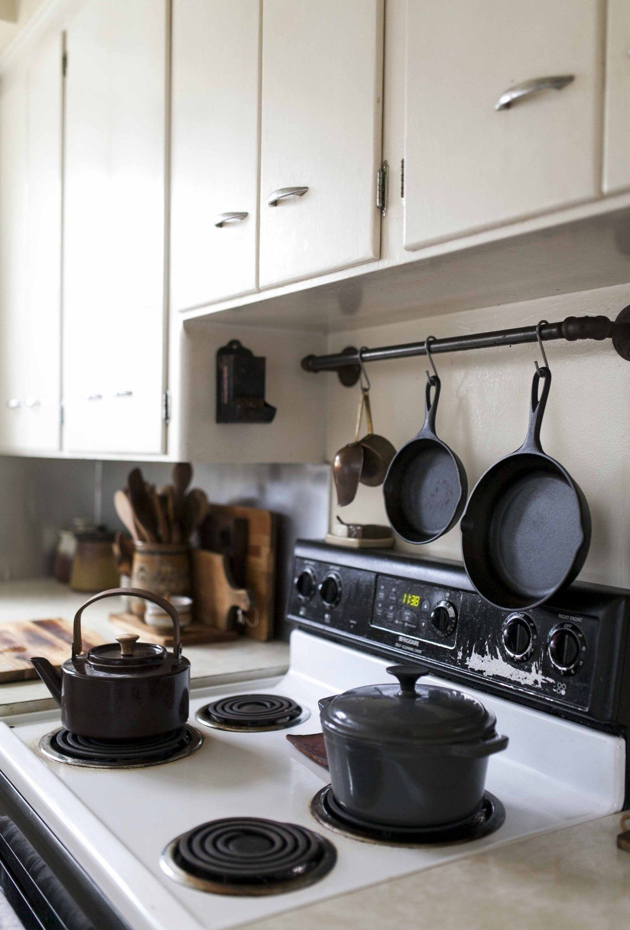 Where I Cook Stylist Anne Parker