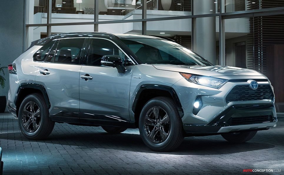 All New 2019 Toyota Rav4 Unveiled At New York Auto Show Cars And