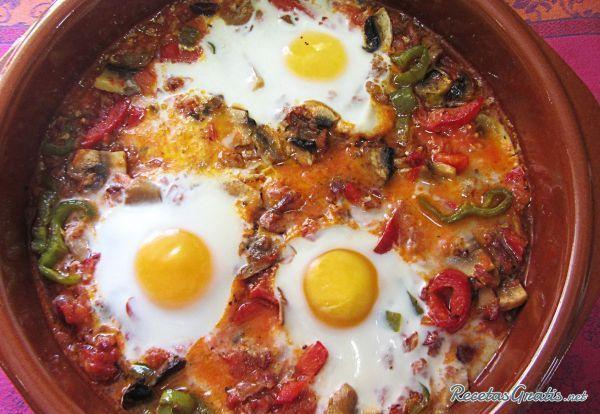 Photo of Casserole eggs with chorizo Easy Güveç yemekleri