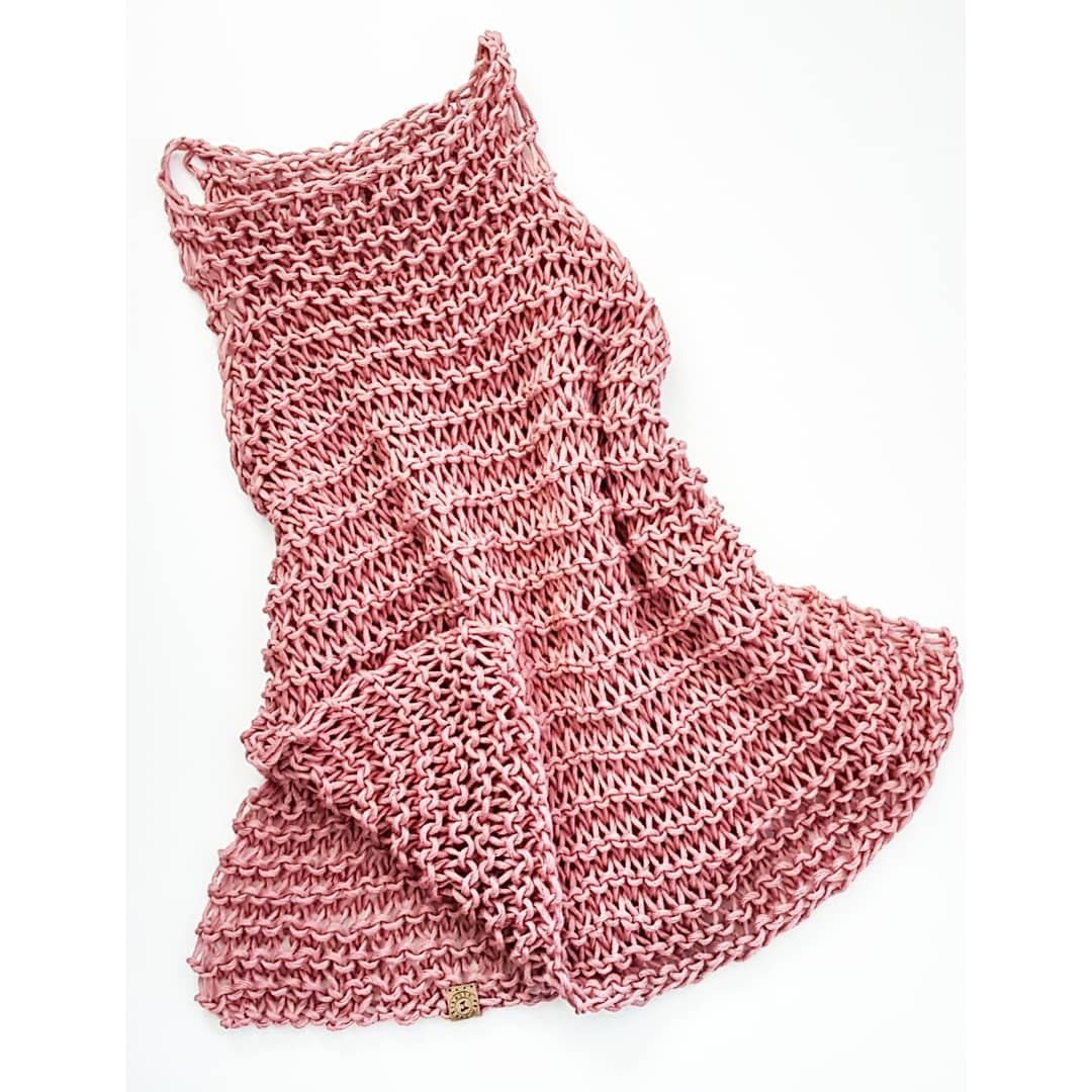 Knit Pattern for the Loosey Goosey Tank Top - Easy Knitting Pattern, Tank Top Pattern, DIY Tank Top Pattern, Knit Pattern