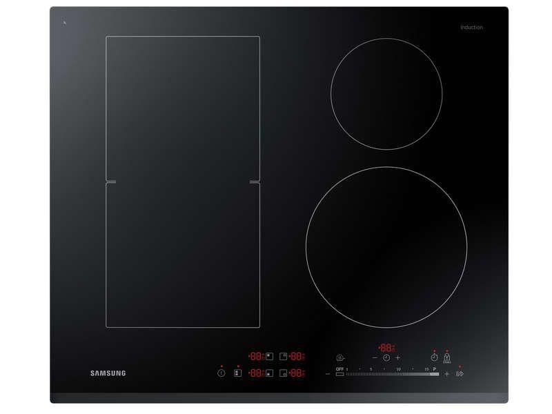 table de cuisson à induction samsung nz64k5747bk/ef - samsung