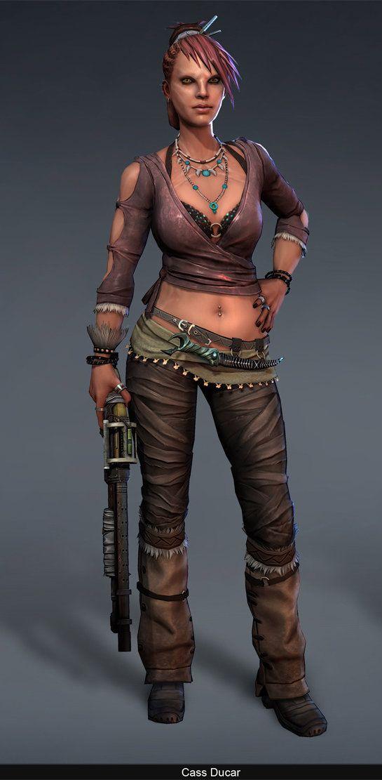Cass Ducar - Defiance Game  Defiance Game, Badass Women -2832