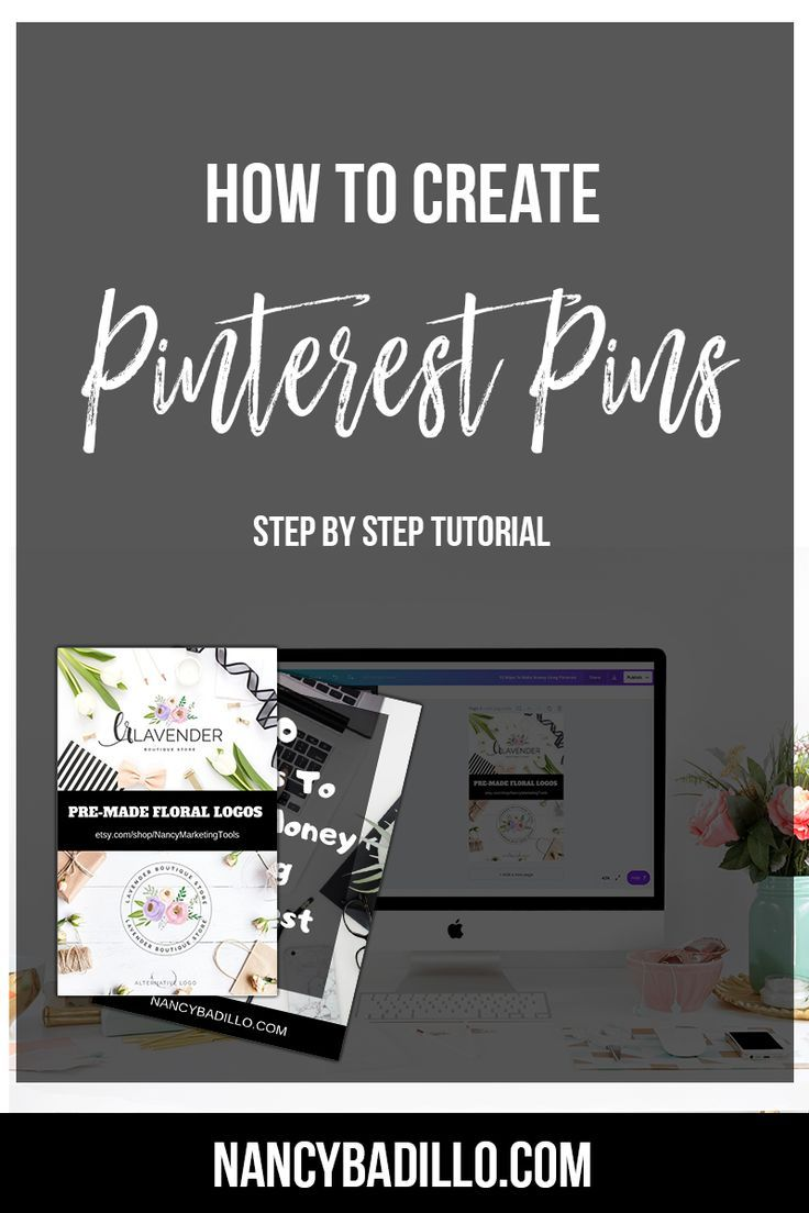 Hi! Do you want to learn how to create pins? Look no