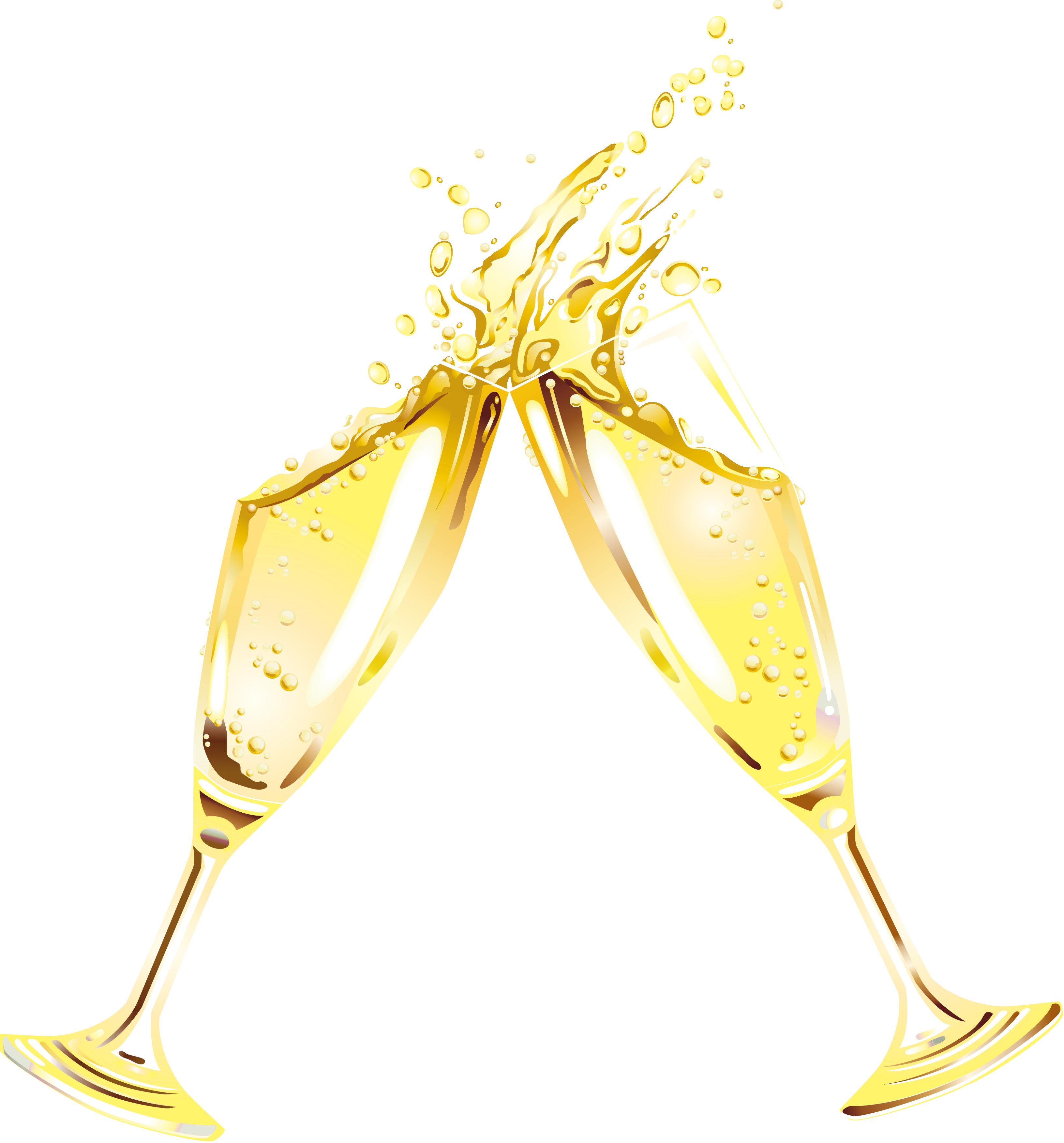 Champagne glass PNG (avec images) Verre de champagne