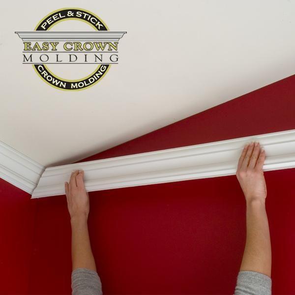 Kitchen Cabinet Crown Molding Installation: Easy Crown Molding, Diy Crown