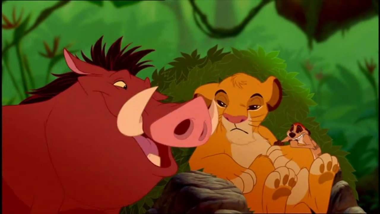 The Lion King Hakuna Matata Hd Disney Songs Disney Music Lion King Hakuna Matata