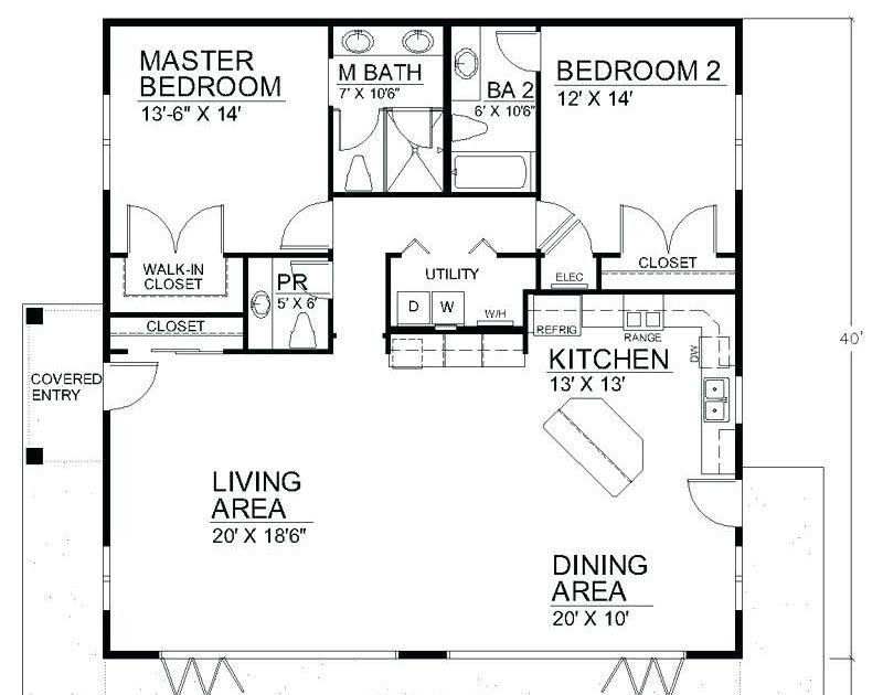 House Plans Open Floor Plan Insidestories Org Three Bedroom House Plan Meapder Org Understand Open Floor House Plans Square House Plans Cottage House Plans