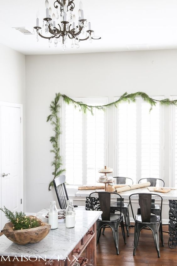 38 Best Inspiring Minimalist Christmas Decor Ideas