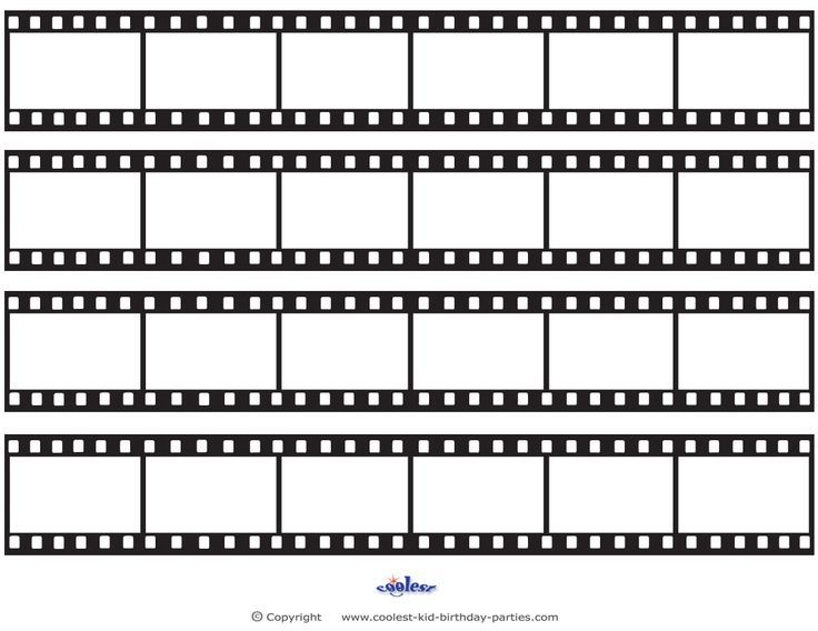 soulmate24 printable film strip decoration coolest free, Powerpoint templates