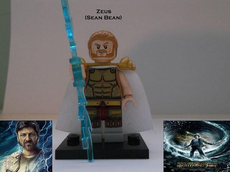Pin by Percy jackson on Percy Jackson   Percy jackson ...  Lego Percy Jackson Luke