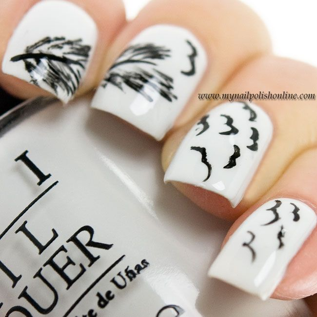 Nail Art Sunday – Numbers - My Nail Polish Online | Nails, Hair ...
