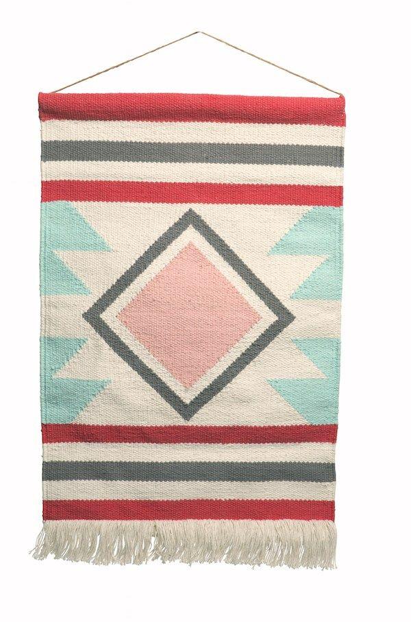 Hand Woven Cotton Wall Decor Target Pillowfort Collection