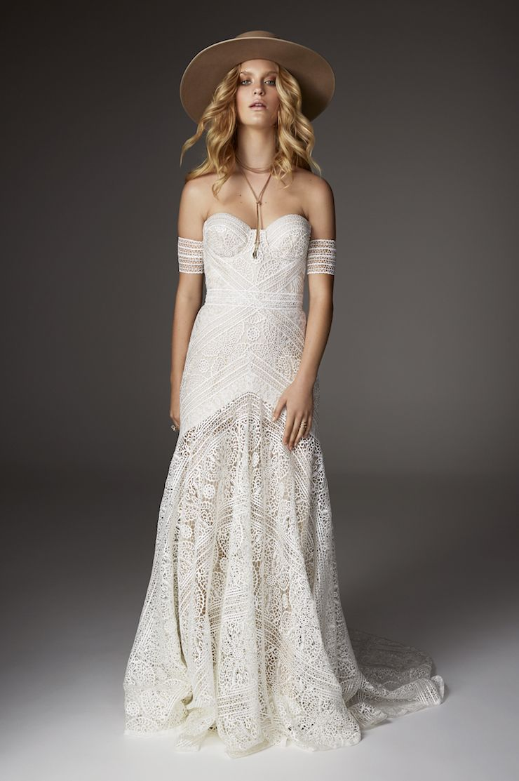 Rue De Seine Ash Gown - Second Hand Wedding Dresses   Rue de seine ...