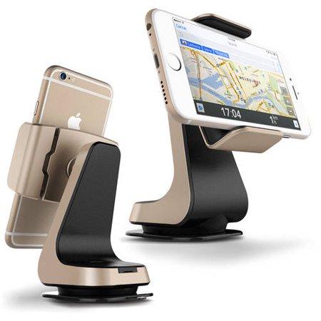 Vrs Design Hybrid Grab Device Holder Car Mount Gold With Images