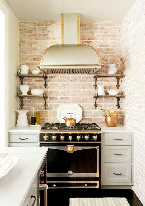 Tour a Gorgeous and Classic New York Apartment | Pinterest | Küche ...