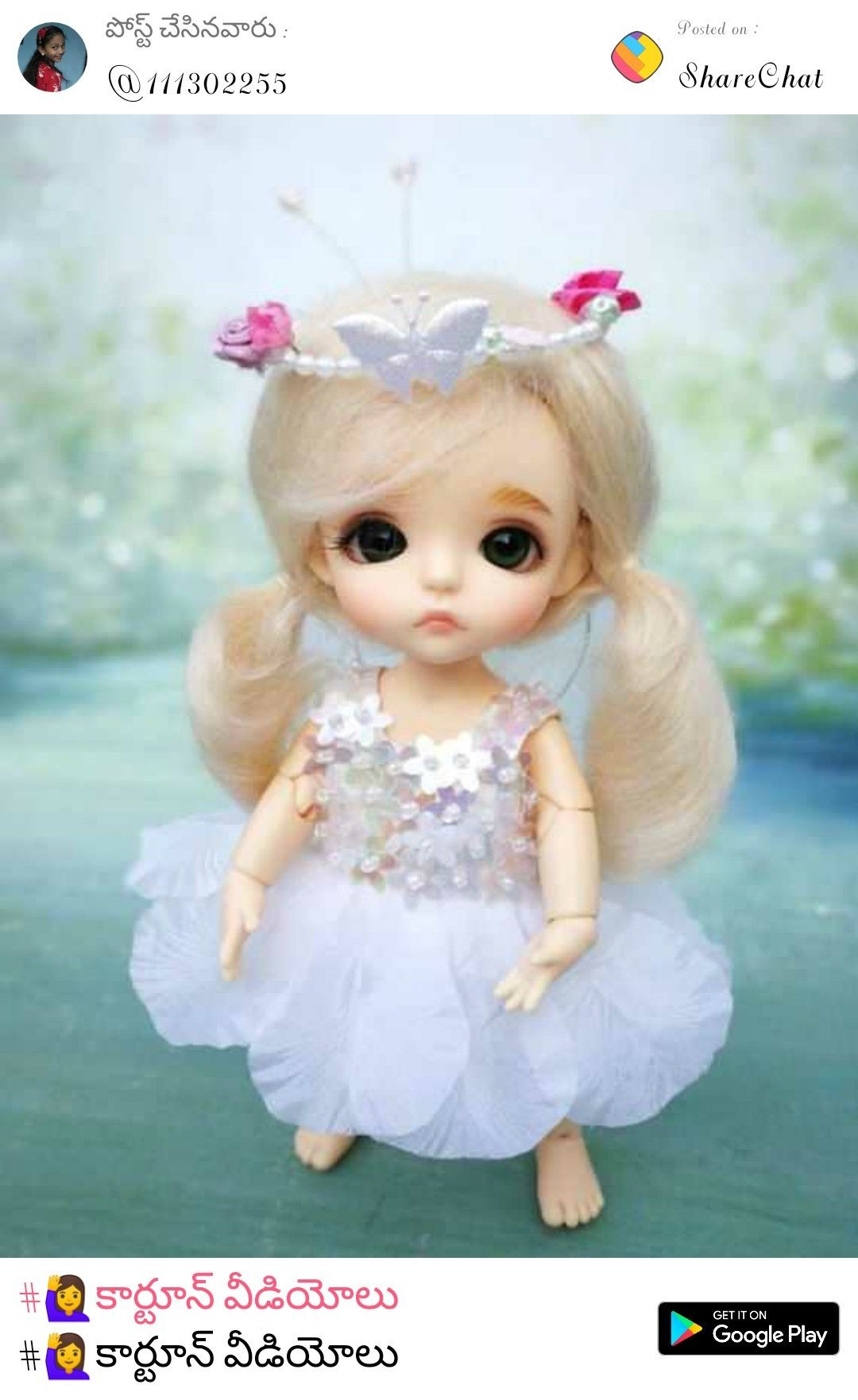 Pin By 8555027959 On Share Chat Cute Dolls Baby Girl Drawing Cute Girl Wallpaper