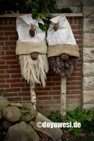 Wichtelkopf aus Weide, Zapfen, Pampasgras – Karin Urban-NaturalSTyle