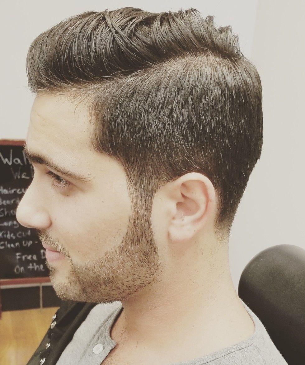 Best Gentlemen S Haircut Beard Gentlemen S Haircut