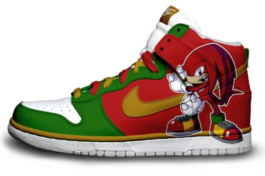 nike sonic the hedgehog | Nike SB Dunk Sonic The Hedgehog Shoes Sega  Character