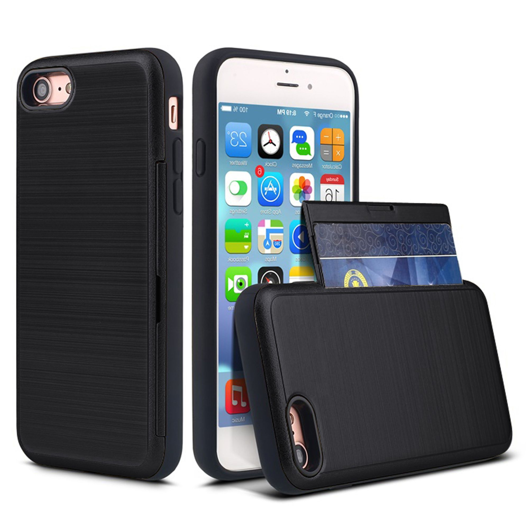 Pin on iphone 7 card holder cases let your smartphone do