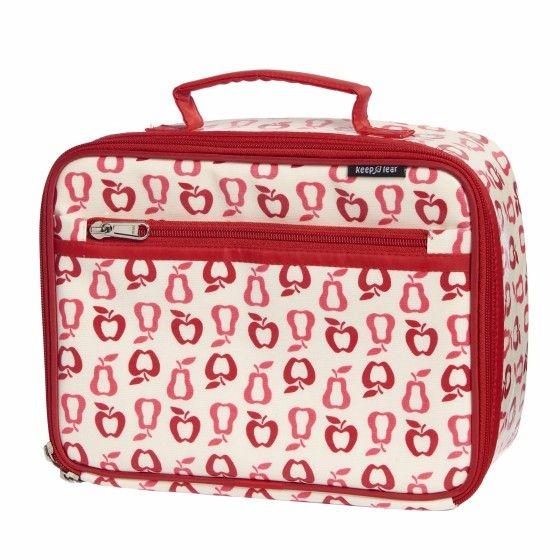 Deze gevoerde lunchbox van Keep Leaf steekt de ouderwetse brooddoos in een duurzaam en thermisch kleedje :-) zo kan je makkelijk een warme of koude lunch meenemen onderweg, naar school of naar het...