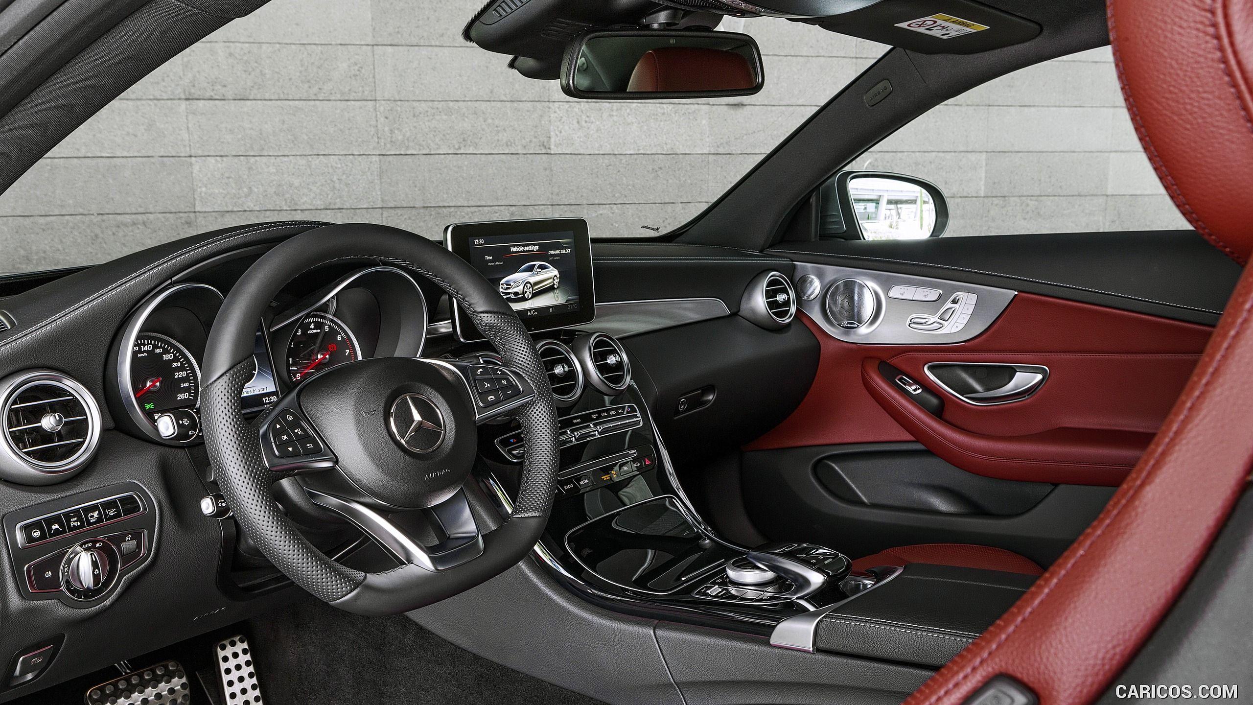 2017 Mercedes Benz C Class Coupe Wallpaper Benz C Mercedes