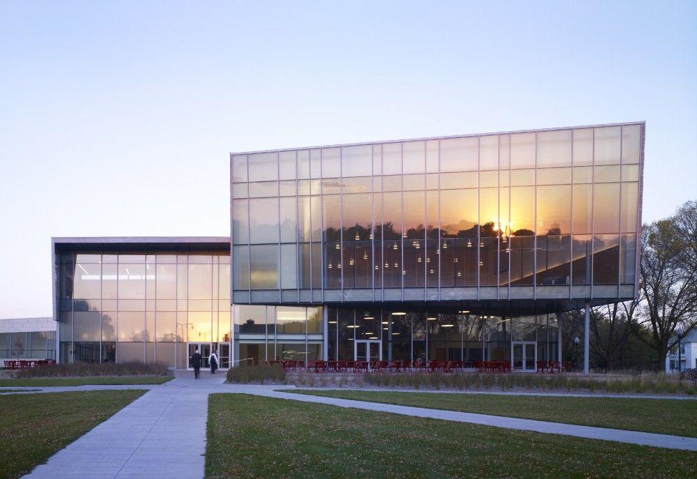 Muenster University Center / Charles Rose Architects
