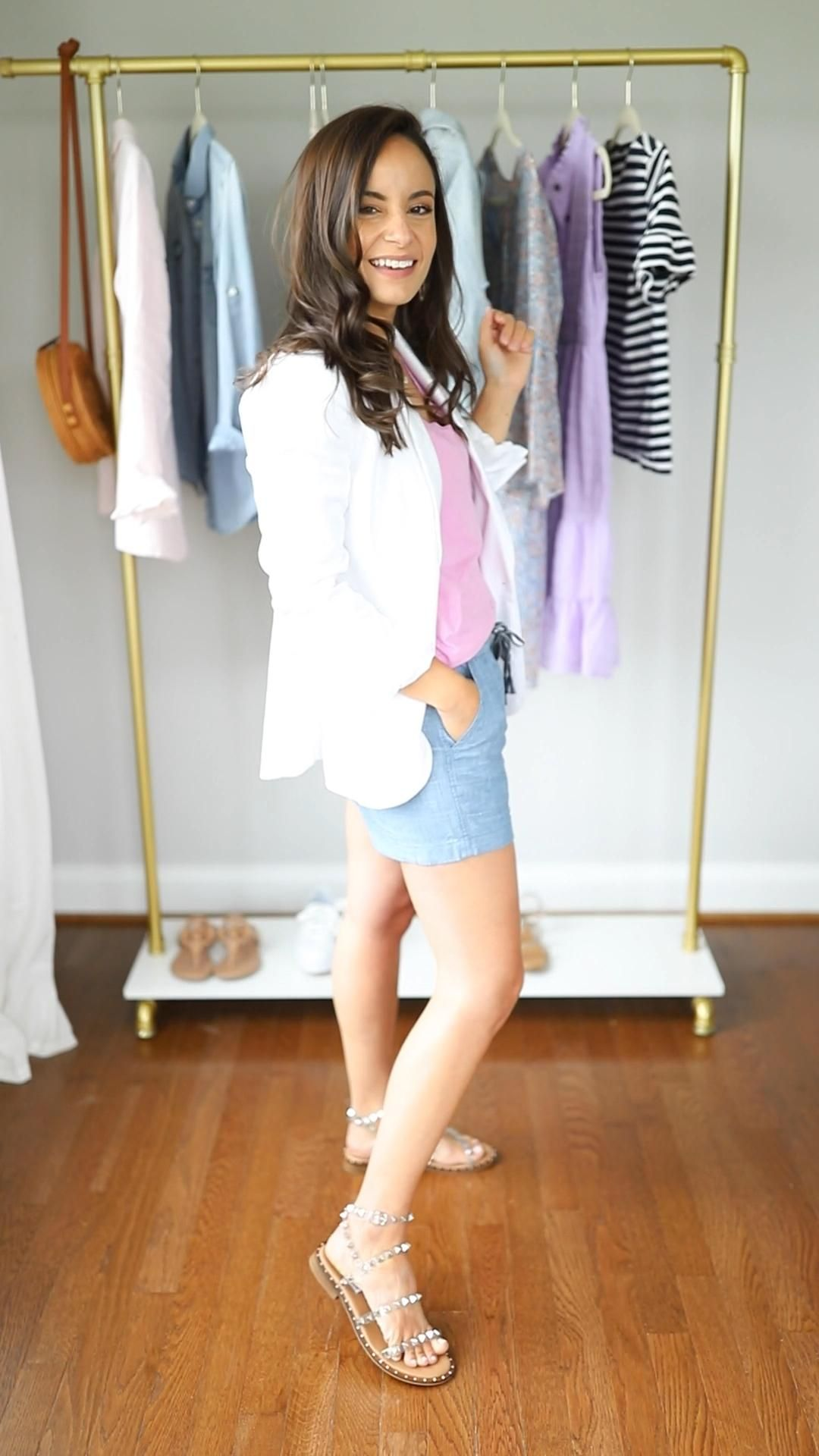 Photo of Five ways to wear linen shorts