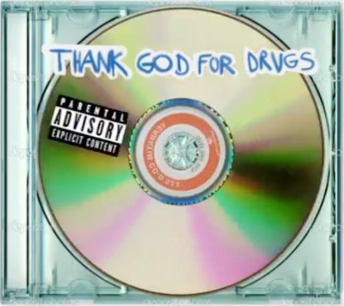 Photo of Kanye West's 'Yeezus' Was Originally Titled 'Thank God For Drugs' Reveals Designer Joe Perez