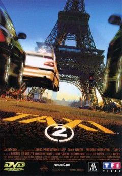 Quái Xế Taxi 2 - HD