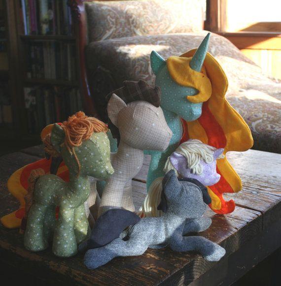 All Six Pony Patterns, Digital Combo Package: Original Pony ...