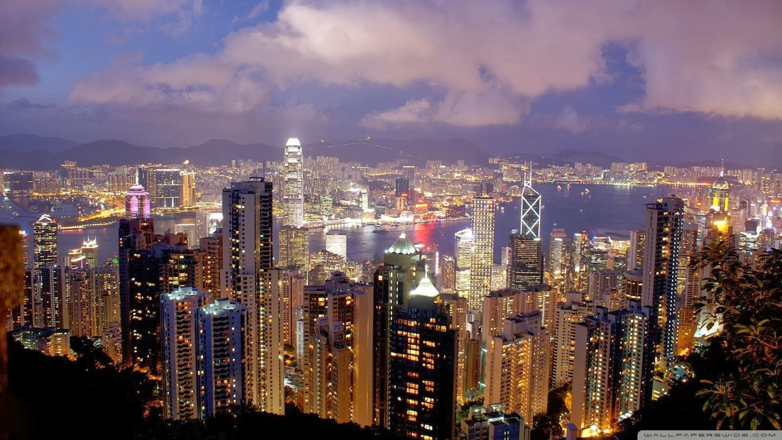 Explore And Share Hd City Wallpapers 1080p City Hd Wallpapers 1080p Hong Kong City Hd Wallpapers 1080p Victoria Harbour City Wallpaper Hong Kong Night