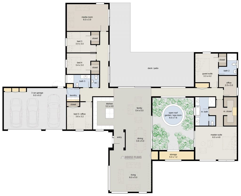 Lifestyle floor plan m future home in pinterest