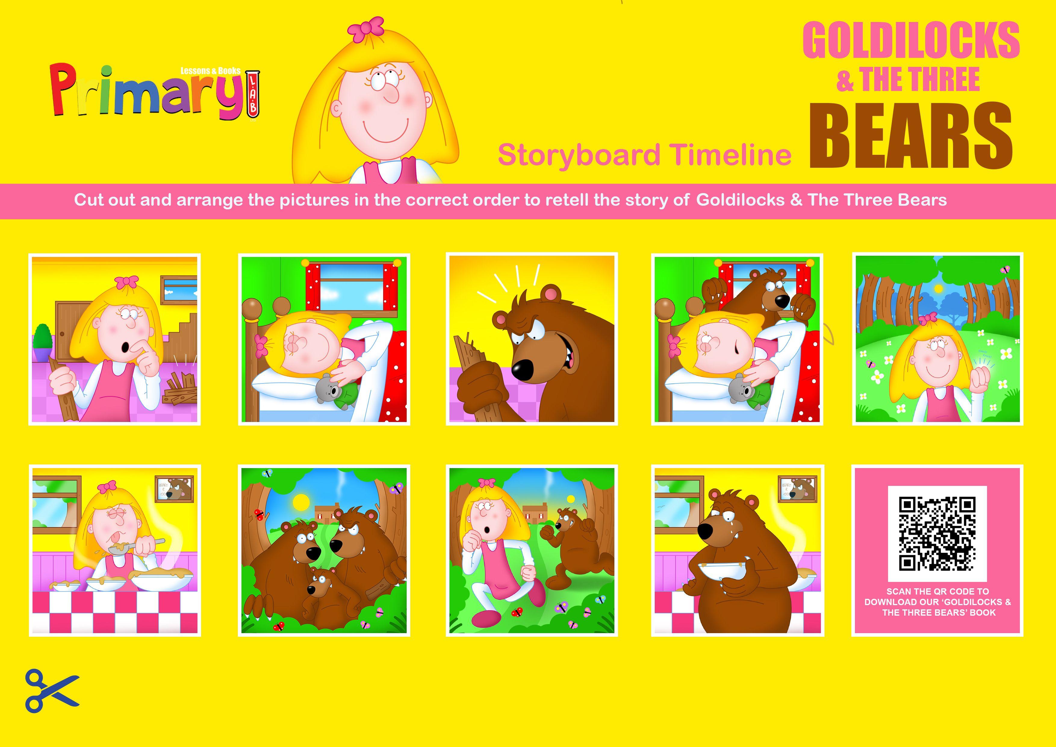 Free Goldilocks Amp The Three Bears