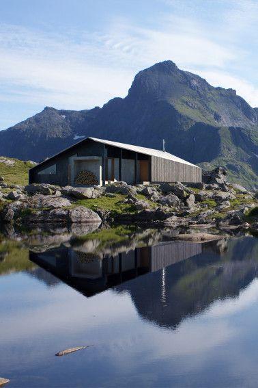 Gapahuk   Architect Magazine   Snøhetta, Norway, Other, Single Family, Custom, New Construction, Cabin, Design