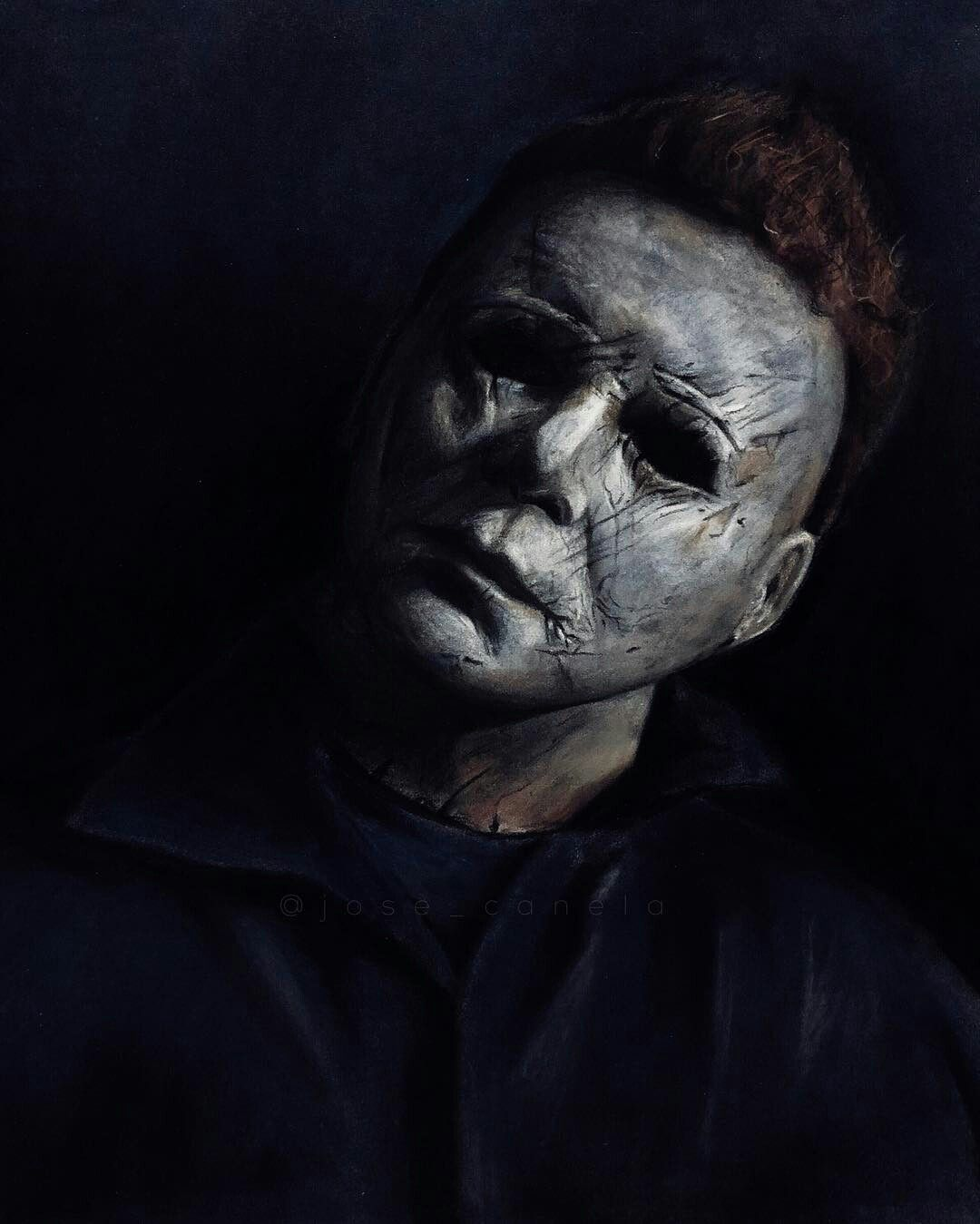 Michael Myers With Images Michael Myers Michael Myers Halloween