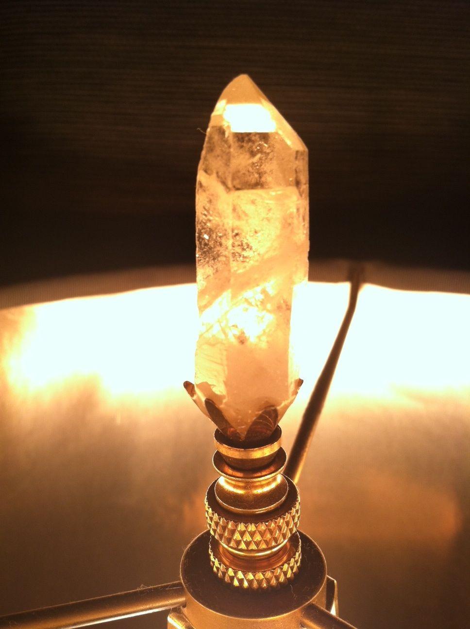 Diy Gemstone Finials Diy Gemstone Lamp Finial Diy Lamp