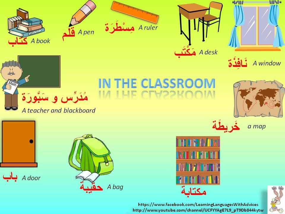 In The Class Learning Arabic Learn Arabic Language Arabic Language