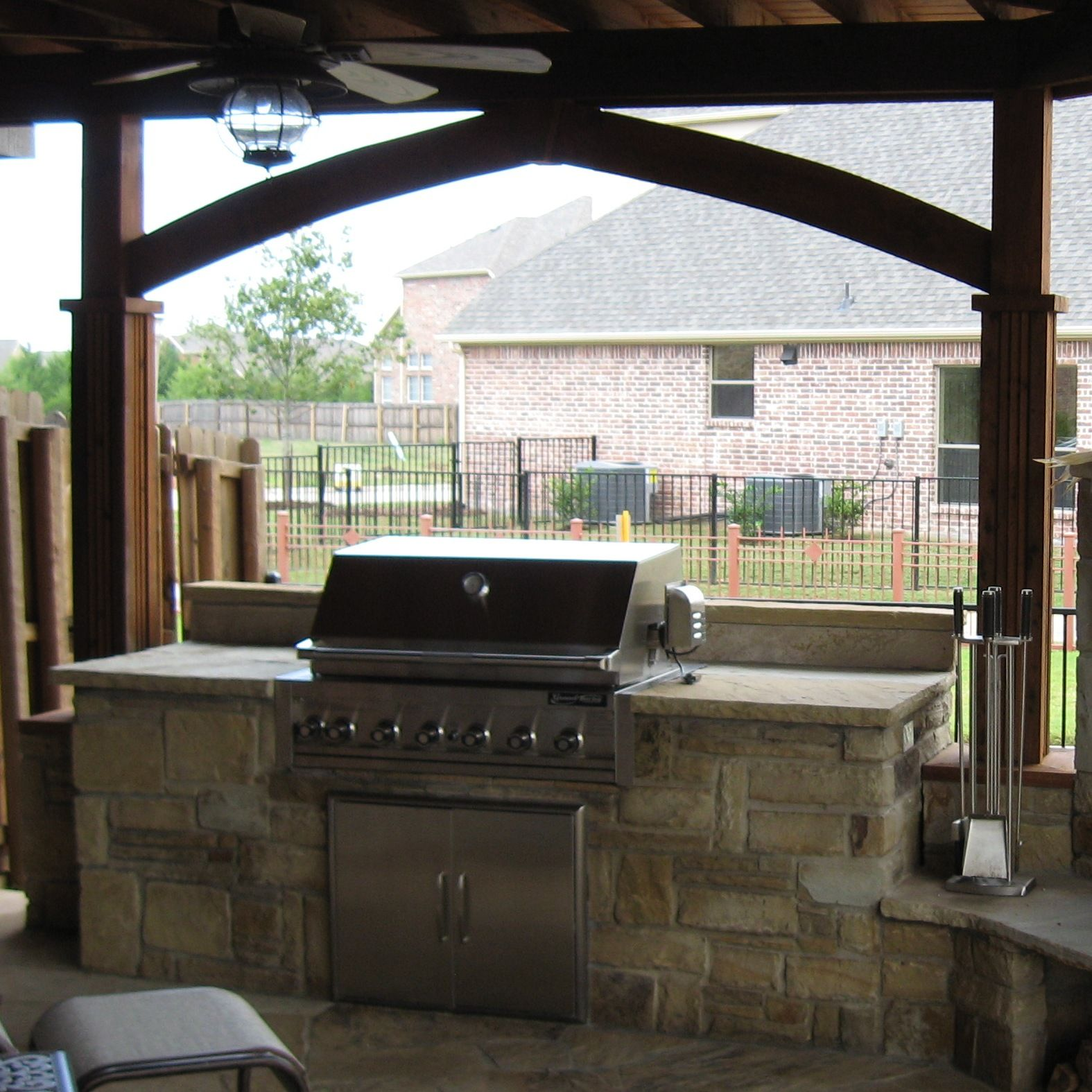 Outdoor Kitchen Pictures Custom Outdoor Kitchens By Upgrades Simple Outdoor Kitchen Luxury Kitchen Design Outdoor Kitchen Design
