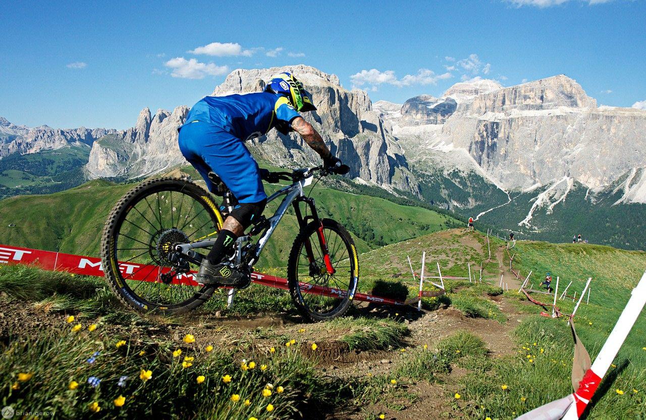 Photo Essay 50th Enduro World Series Race In Val Di Fassa Italy