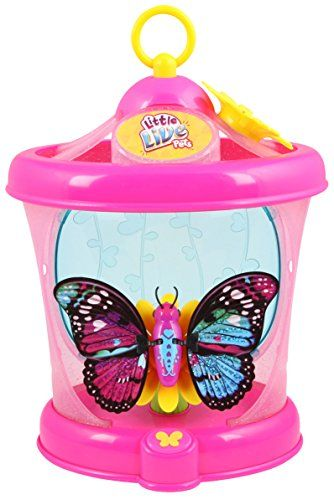 Little Live Pets S2 Butterflies House Rare Wings Most Wanted