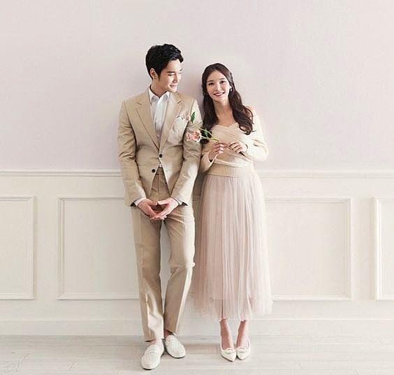 Önümüzdeki Yaza Evlilik Planları Yaptıracak, Zarif ve Bir O Kadar da Doğal 37 Kore Düğün Fotoğrafı #photographing