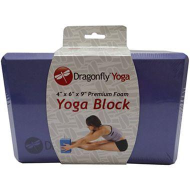 DragonFly™ Premium Foam Yoga Block - JCPenney