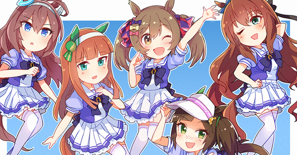 Staff Aim to Release Uma Musume Pretty Derby Spinoff