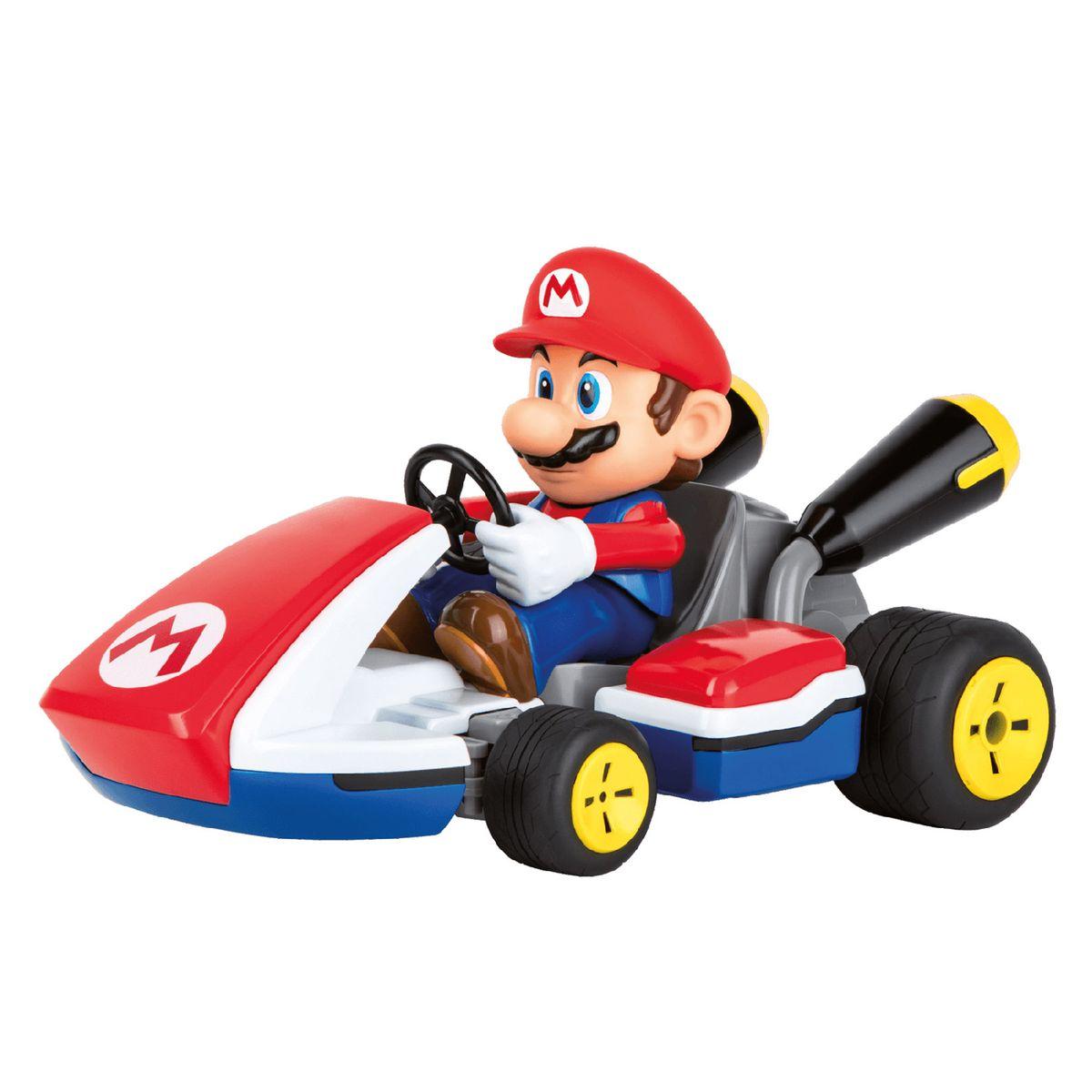 Voiture Radiocommandee Mario Race Kart Taille Taille Unique Mario Kart Mario Super Mario