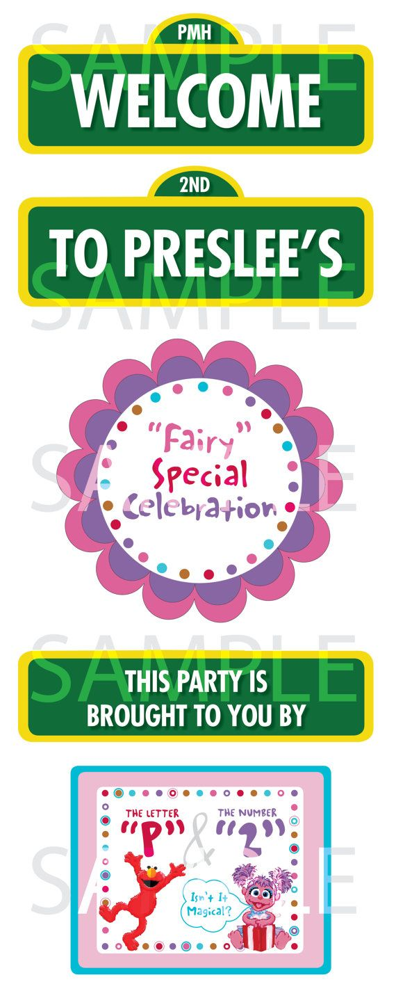 Sesame Street Abby Fairy DOOR SIGN Welcome Sign Customizable Trimmed and Ready to  sc 1 st  Pinterest & Sesame Street Abby Fairy DOOR SIGN Welcome Sign Customizable ...
