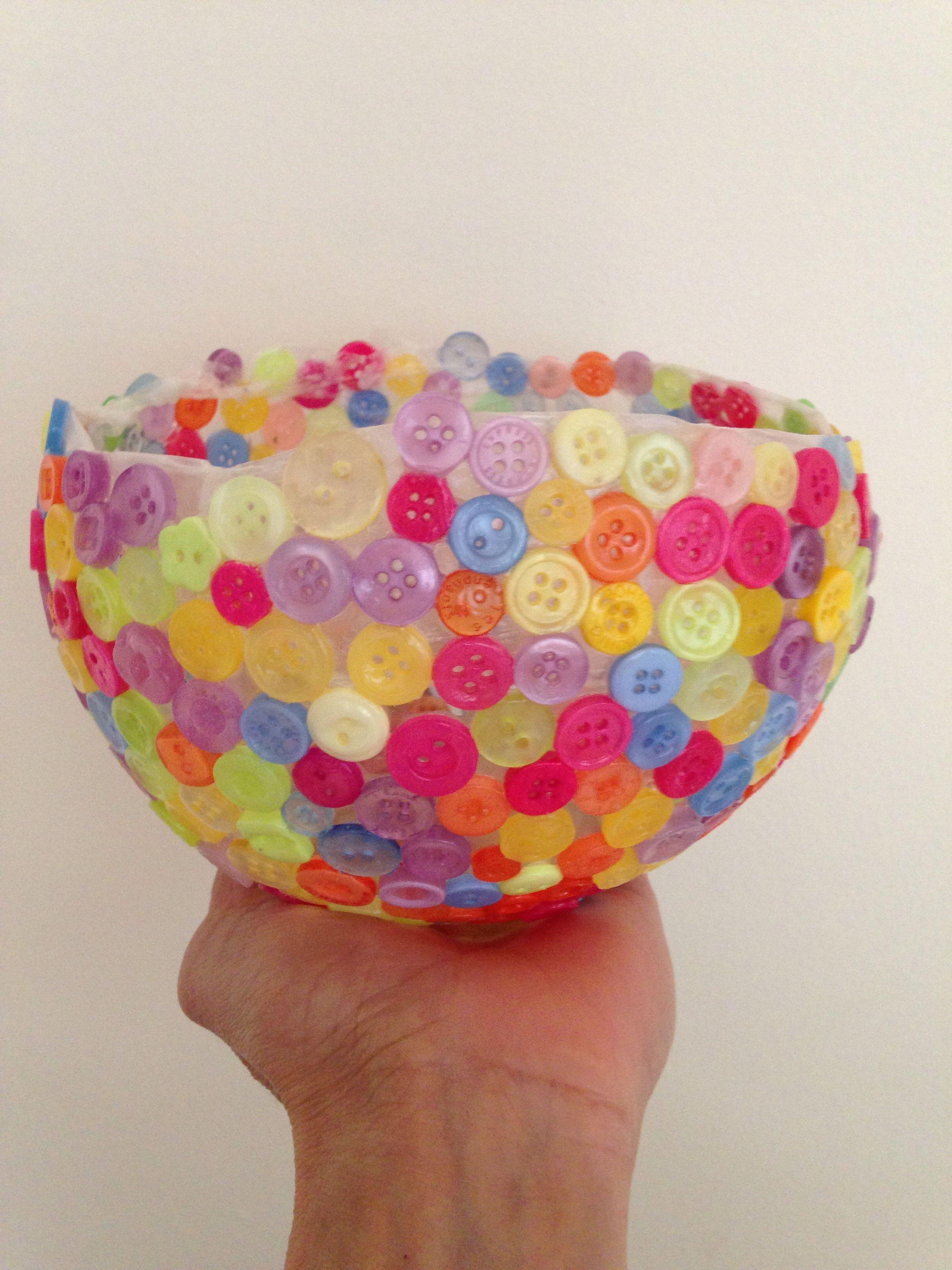 Button bowl happy days pinterest button bowl
