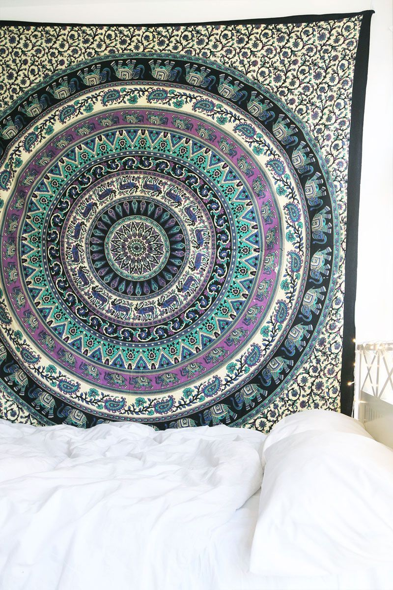 Ooh La Loft Royal Plum Mandala