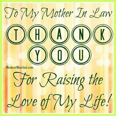 Love You Mother In Law Quotes Ssmatters